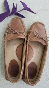 Genuine Leather Loafers ☝️